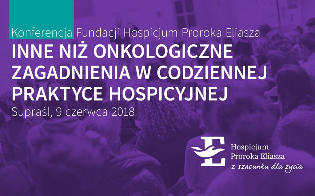 IV Konferencja Fundacji Hospicjum Proroka Eliasza