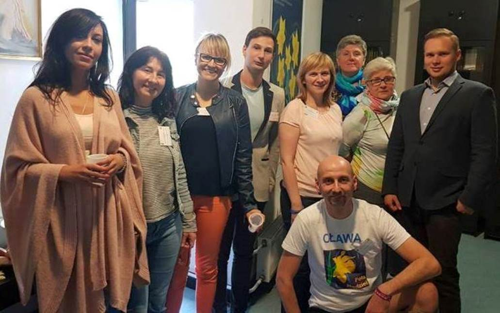 Zjazd żonkilowych hospicjów w Krakowie