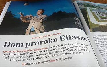 """Dom Proroka Eliasza w""""Newsweeku"""""""