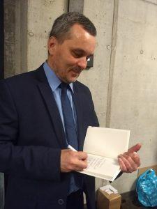 Tytuł Ambasadora Wschodu dla dr. Pawła Grabowskiego