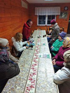Sąsiedzkie spotkanie w Eliaszukach