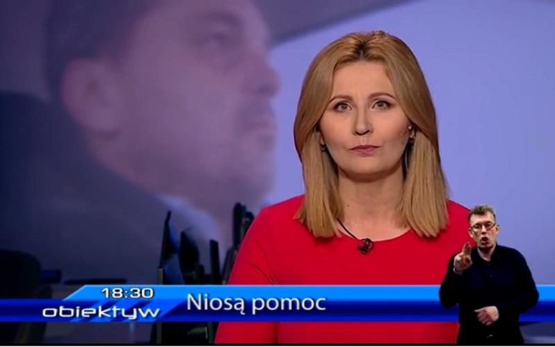 """TVP3 Białystok: Muzeum Powstania Warszawskiego wyróżniło """"powstańców czasu pokoju"""""""