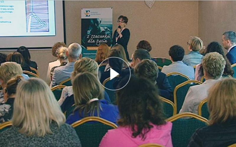 Relacja zV konferencji HPE naantenie TVP3 Białystok