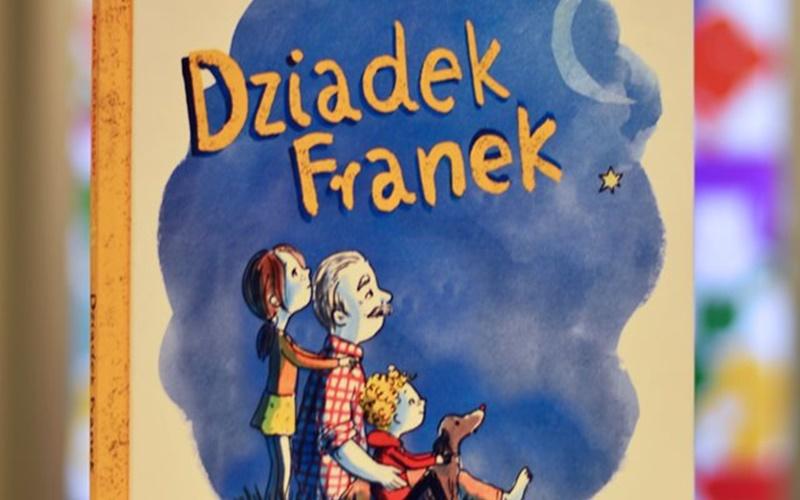 """""""Dziadek Franek"""" naantenie Polskiego Radia Dzieciom"""