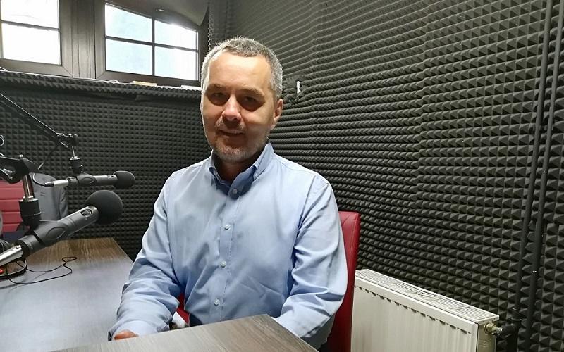Doktor Paweł wRadiu i